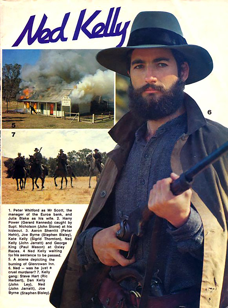 the last outlaw ned kelly as A new film, ned kelly, released amid great acclaim, promises a new insight into the australian legend that refuses to diethough hanged in 1880 as a murderer, ned kelly captured and still holds the imagination of the nation as no other.
