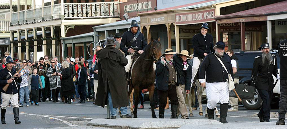 Event Beechworth Weekend