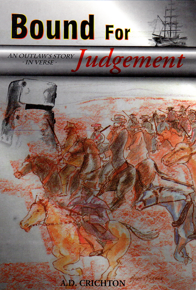 Book Bound For Judgement