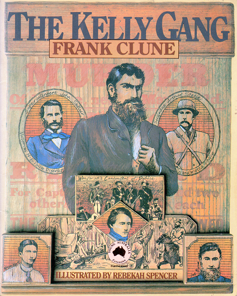 Children Frank Clune The Kelly Gang