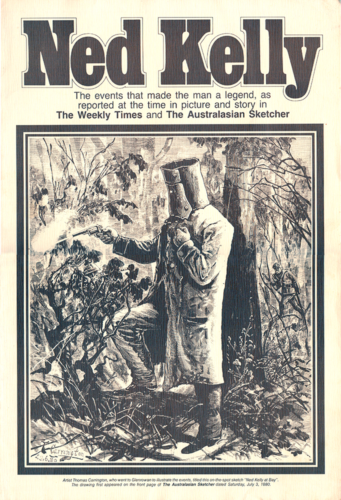 Magazine Ned Kelly Weekly Times