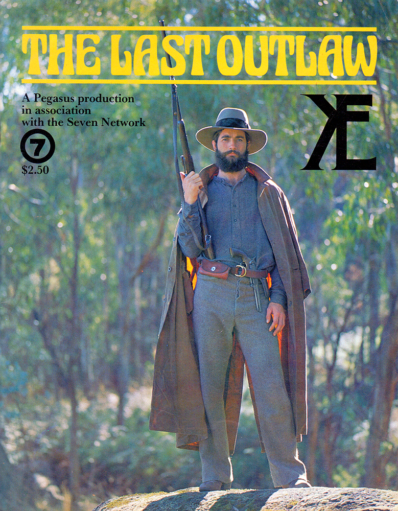 Magazine The Last Outlaw