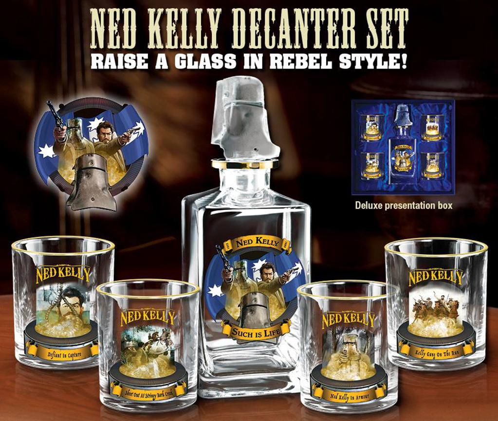 Ned Decanter Set 01
