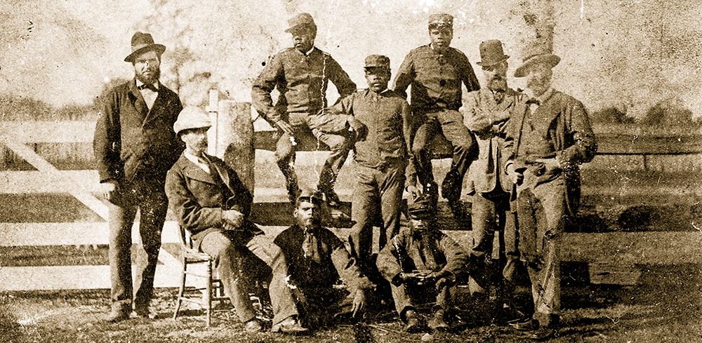 QLD Native Troopers 1880