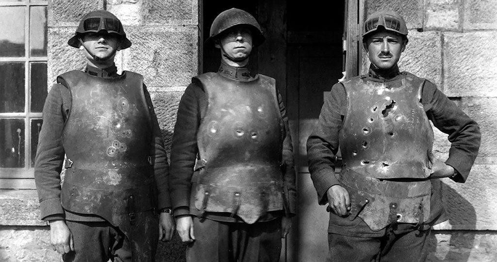 WW1 Body Armour