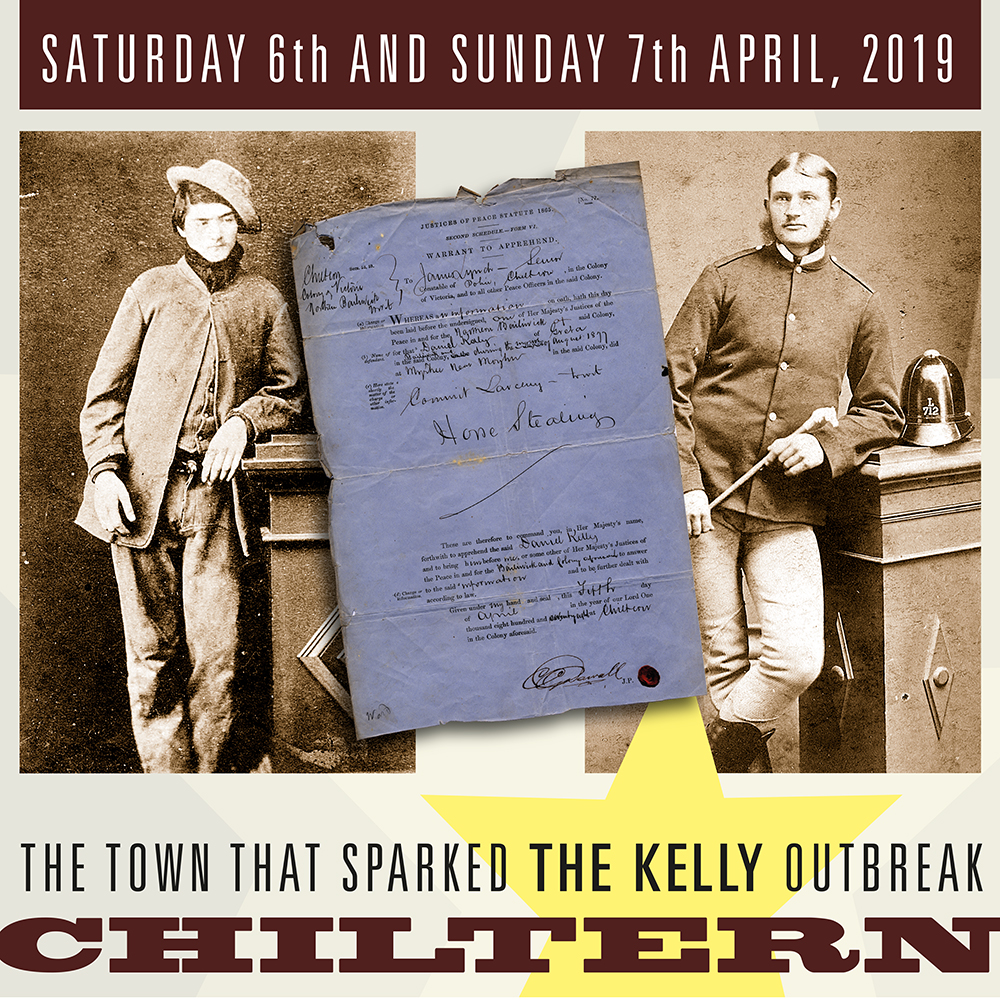 Over the years the story of the Kelly Gang has generated excitement and speculation culminating in numerous programs and events. While we've had the impressive Ned: The Exhibition there's still plenty of things left to discuss. Our events page lists all the major Ned Kelly related demonstrations that have either taken place or are coming soon.